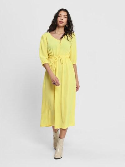 ONLY Kleid in gelb, Modelansicht