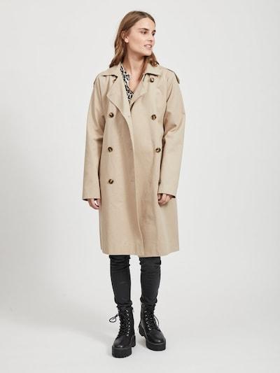 OBJECT Manteau mi-saison en beige: Vue de face