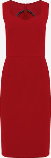 DREIMASTER Kokerjurk in de kleur Rood, Productweergave