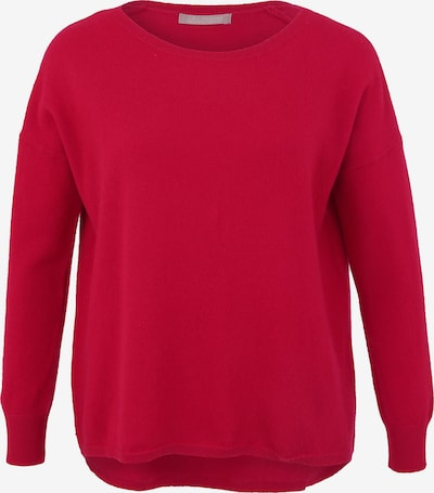 BLAUMAX Pullover 'JOLINA CASHMERE' in rot, Produktansicht