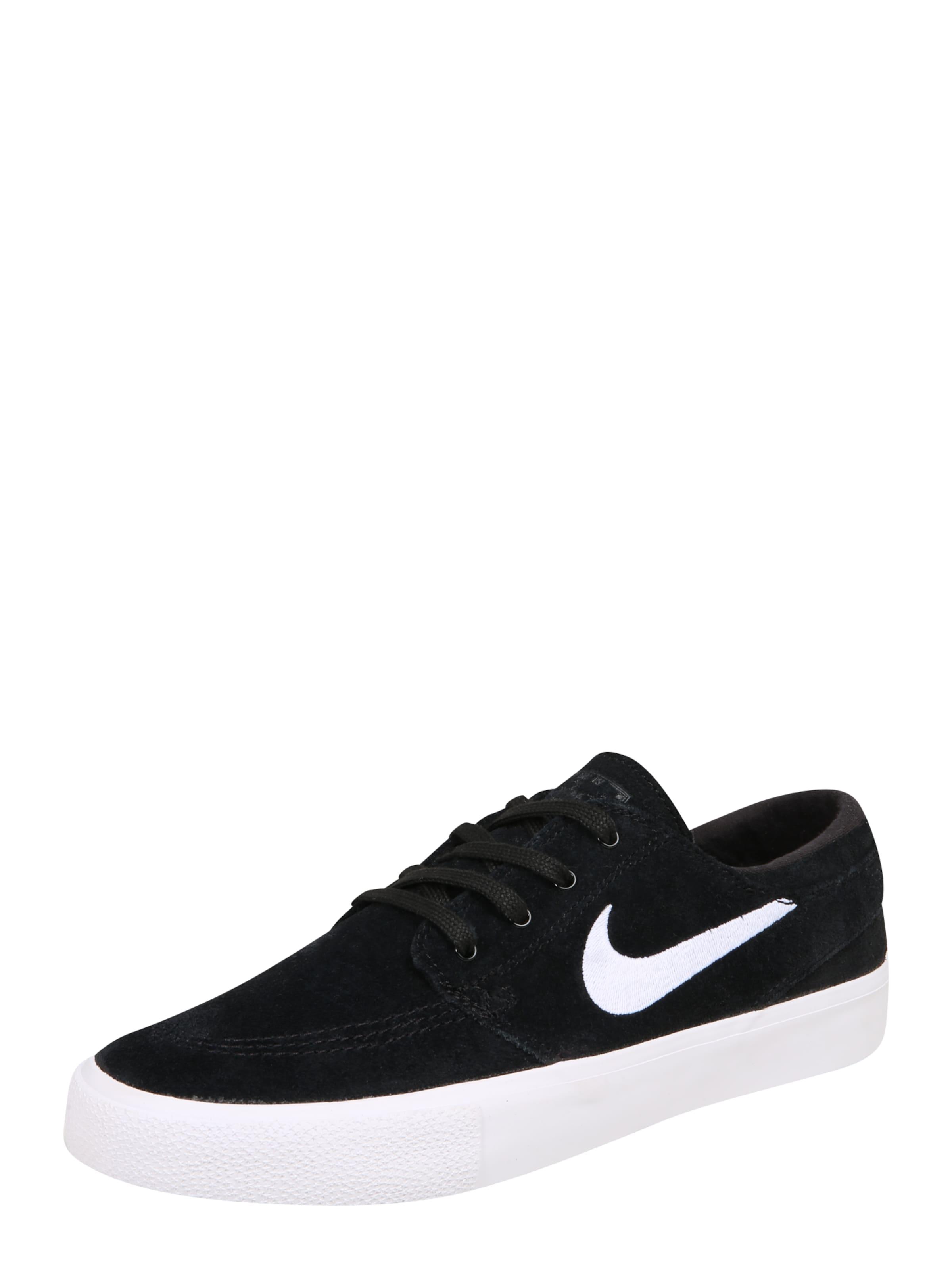' Rm' Janoski Sb SchwarzWeiß In Nike Sneaker 54L3RjqcA