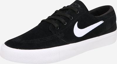 Nike SB Sneaker 'Janoski RM' in schwarz / weiß, Produktansicht
