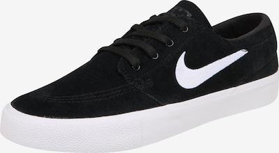 Nike SB Sneakers laag ' Janoski RM' in de kleur Zwart / Wit, Productweergave