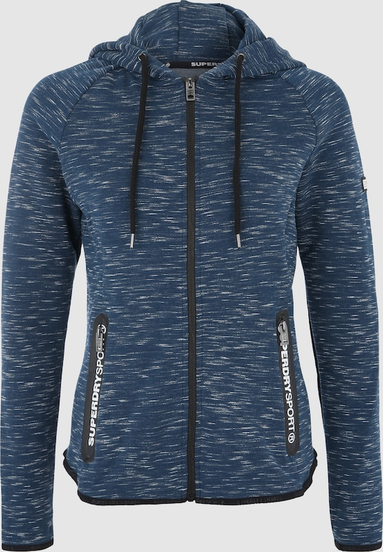 Superdry Kapuzenjacke 'Gym Tech Luxe'