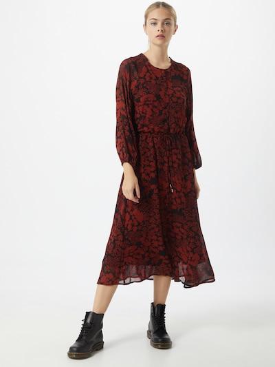 InWear Kleid 'Florizza' in rot / schwarz, Modelansicht