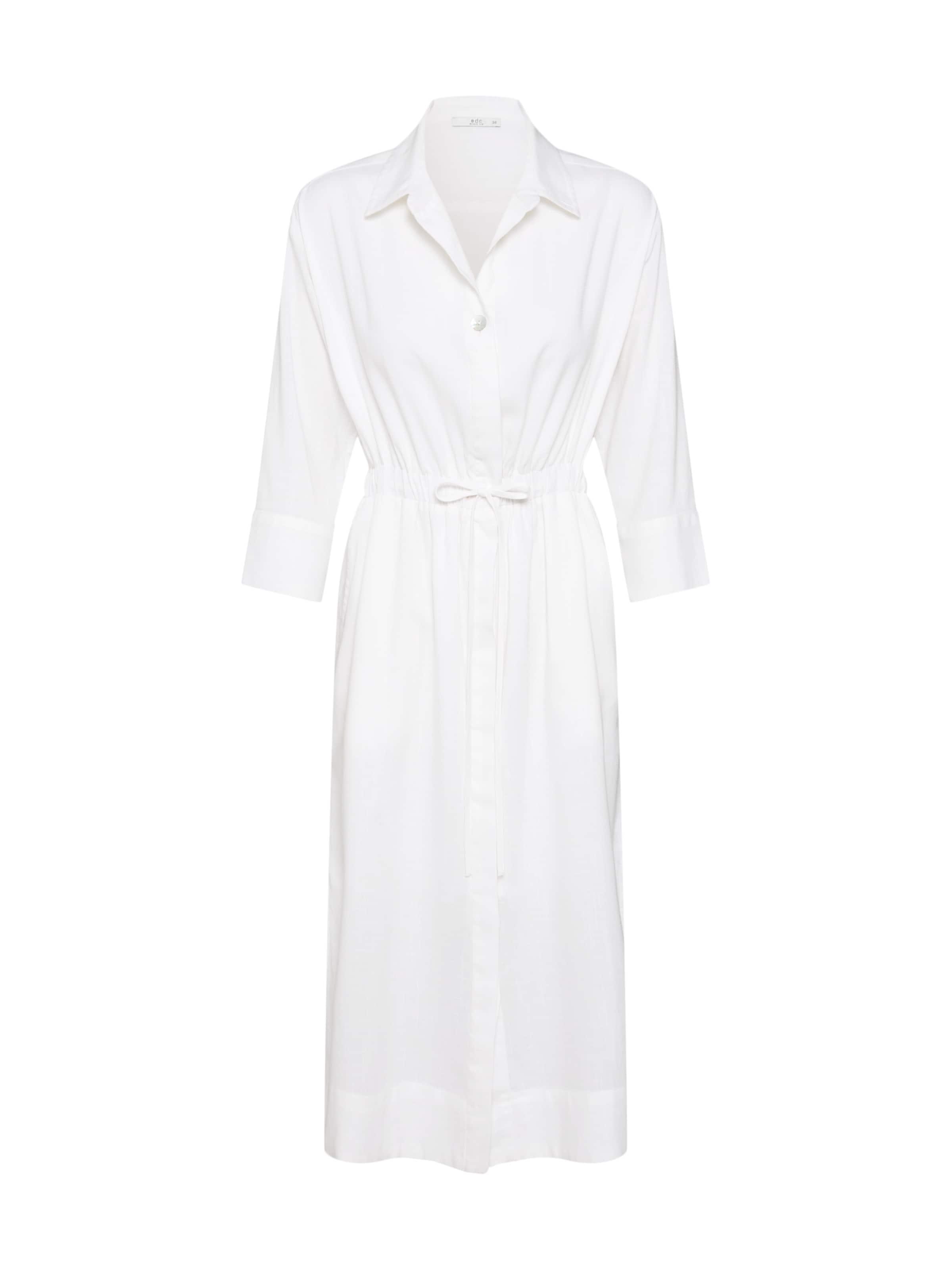 Edc Esprit Robe chemise En Blanc By CxoedB