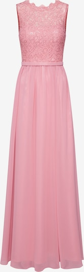 Unique Abendkleid in pink, Produktansicht