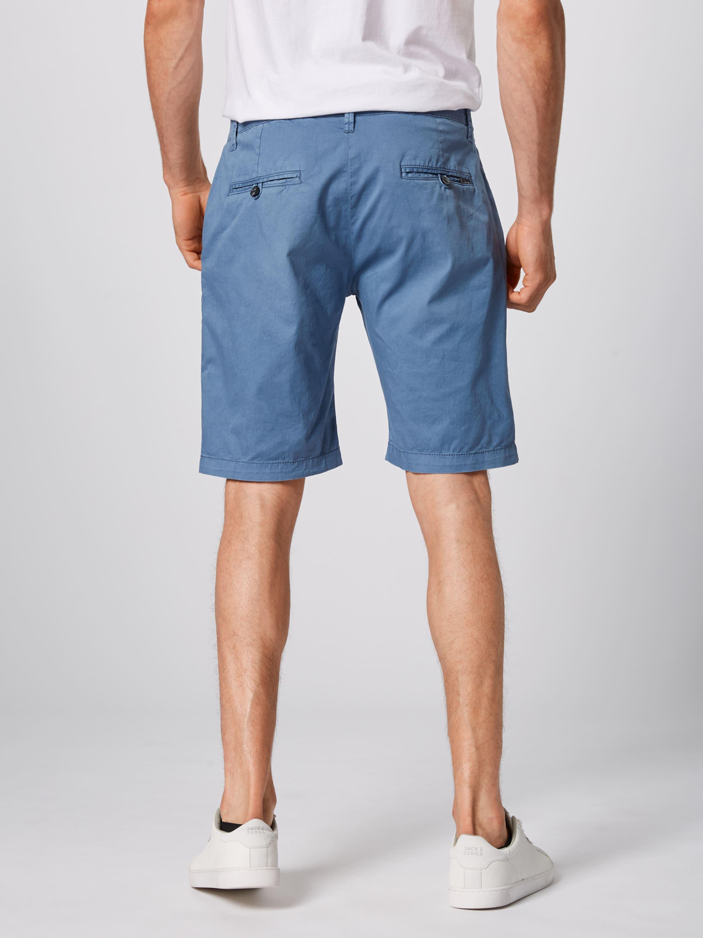 Shorts Blau Pepe 'mc Jeans In Queen' fgYvI7yb6
