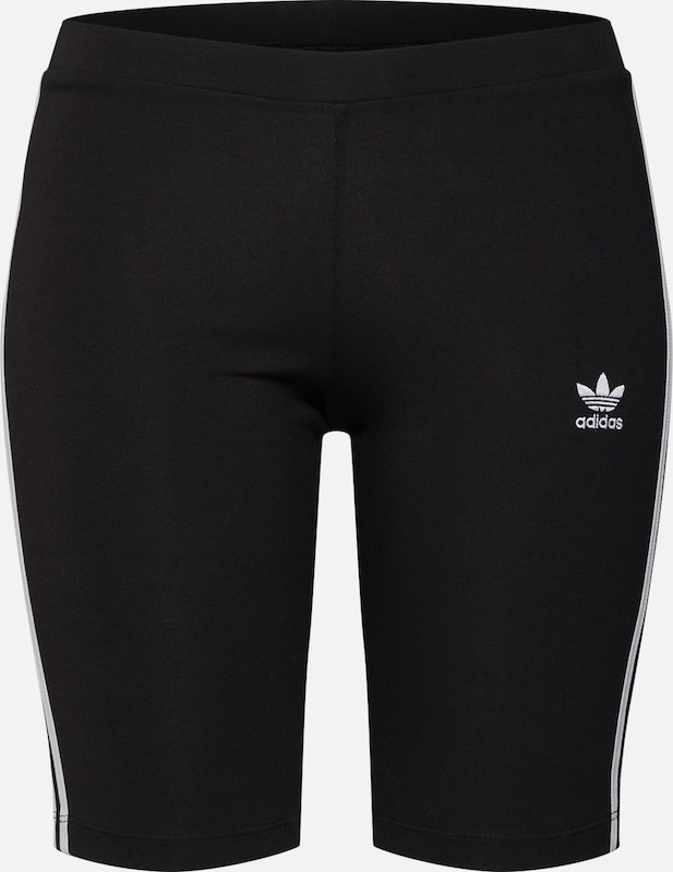 ADIDAS ORIGINALS Shorts 'Cycling' in schwarz / weiß, Produktansicht