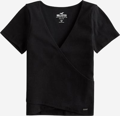 HOLLISTER Shirt 'Distortion' in schwarz, Produktansicht