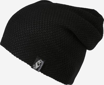 chillouts Mütze 'Osaka' in schwarz, Produktansicht