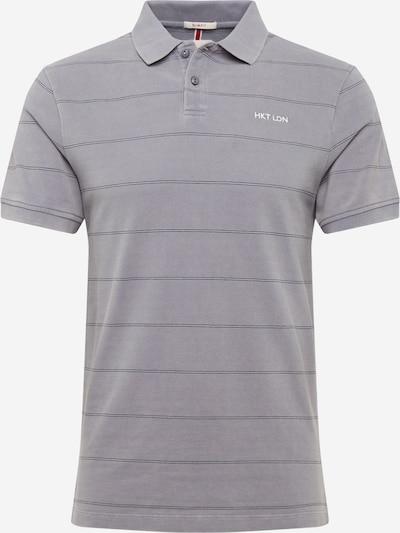HKT by HACKETT Poloshirt in grau, Produktansicht
