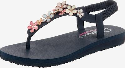 SKECHERS Sandalen in kobaltblau / mischfarben, Produktansicht
