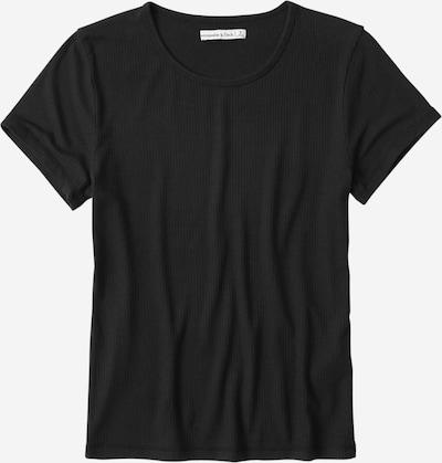 fekete Abercrombie & Fitch Póló, Termék nézet