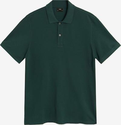 Tricou 'Rea' MANGO MAN pe verde închis, Vizualizare produs