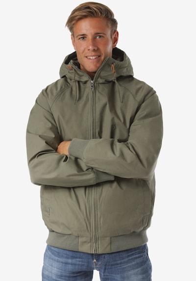 Volcom Jacke 'Hernan 5K' in khaki, Produktansicht