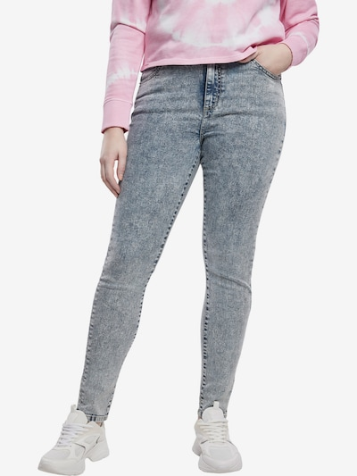 Urban Classics Jeans in blau, Modelansicht