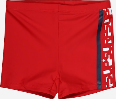 NAME IT Badehose in rot, Produktansicht