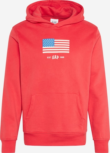 GAP Sweatshirt in rot, Produktansicht