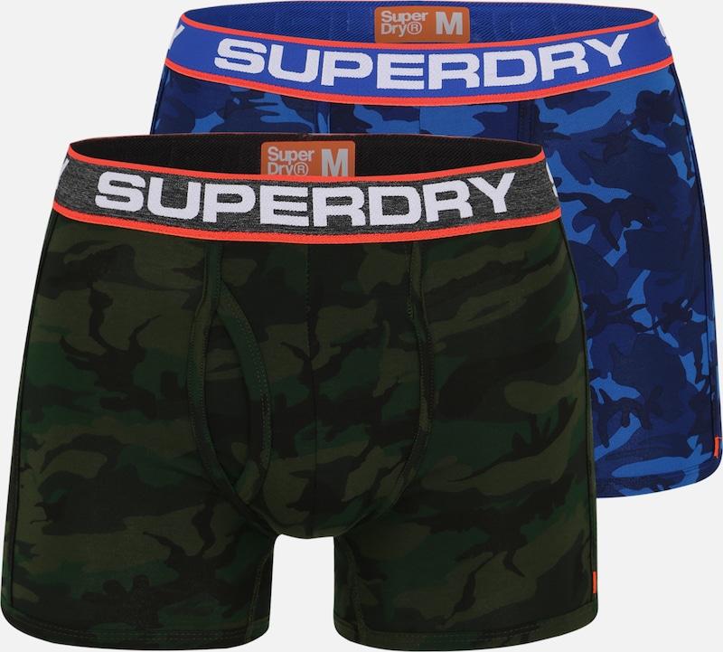 Bleu En Superdry Boxers Superdry Boxers En 8nOPk0w