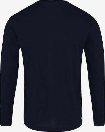 tengerészkék LACOSTE Tréning póló: Hátulnézet