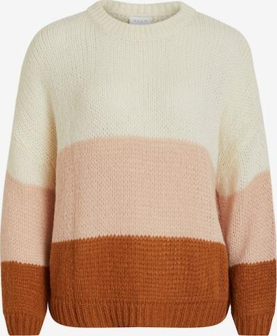 Megztinis 'VIOLET' iš VILA , spalva - smėlio / ruda / rožių spalva: Vaizdas iš priekio