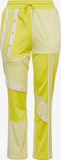 ADIDAS ORIGINALS Broek in de kleur Geel / Lichtgeel, Productweergave