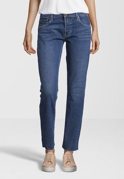 REPLAY Jeans 'Joplyn' in blue denim, Modelansicht