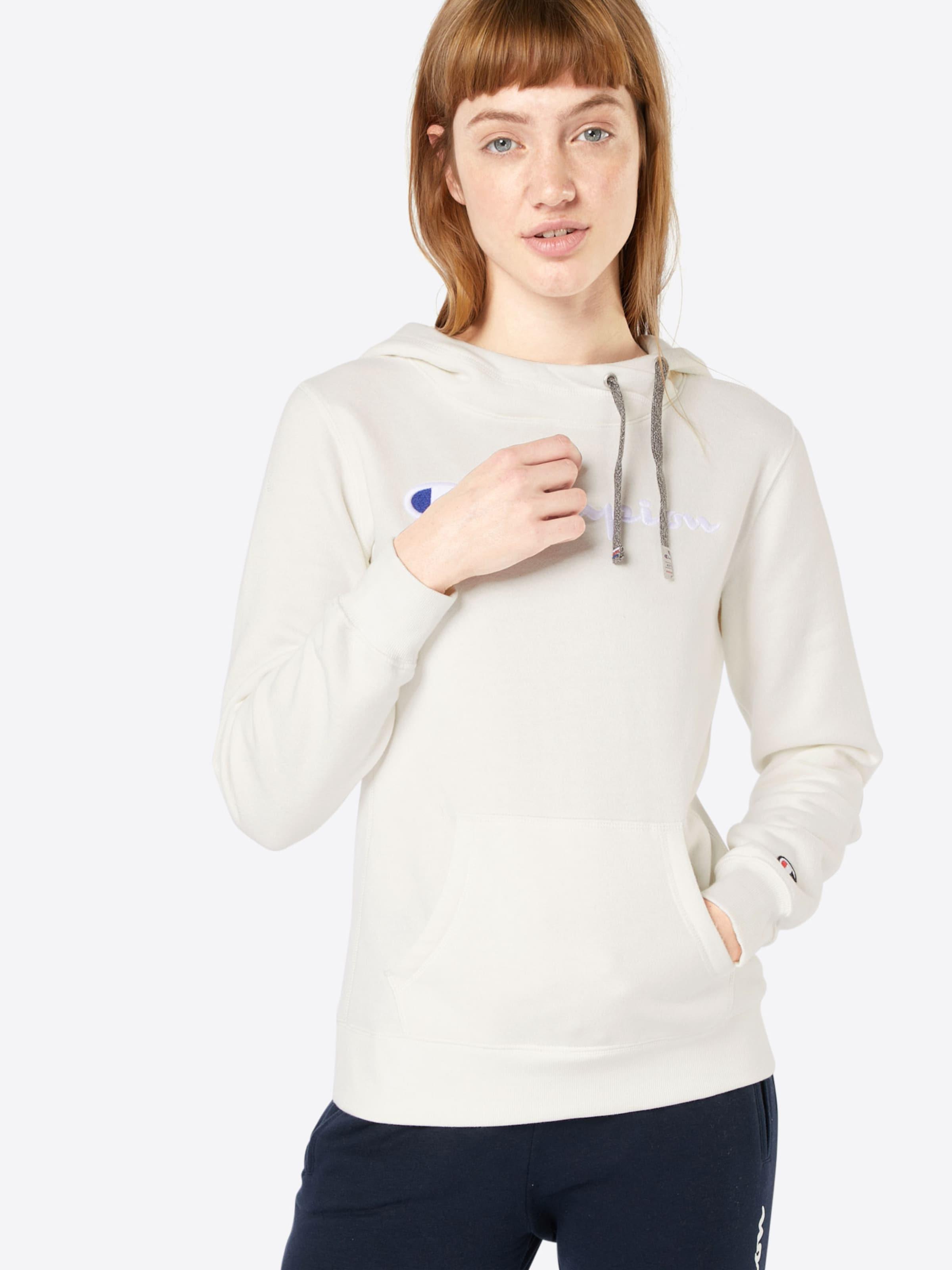 Champion Authentic Athletic Apparel Hoddie 'Hooded Sweatshirt' Niedrigster Preis Verkauf Online Rabatt Kaufen Freies Verschiffen Countdown-Paket 8NInIL8bC