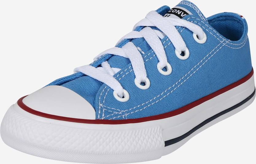 CONVERSE Sneaker 'All Star' in blau, Produktansicht