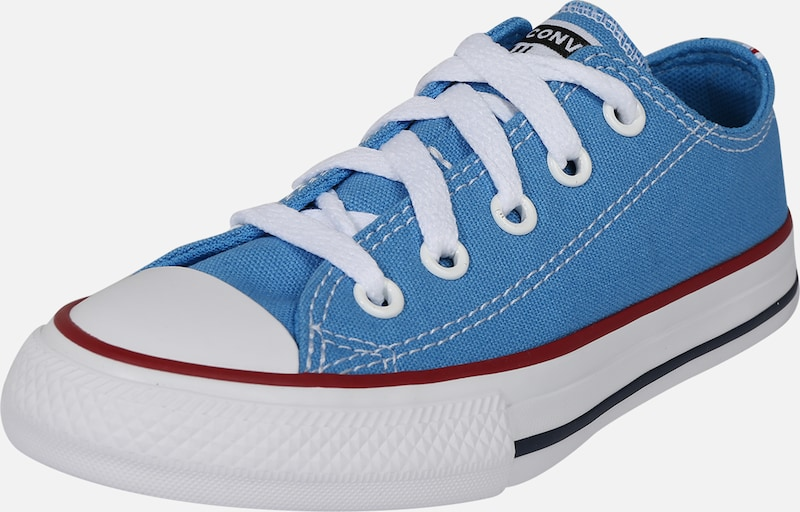 CONVERSE Sneaker 'CHUCK TAYLOR ALL STAR TWISTED VARSITY - OX' in blau, Produktansicht