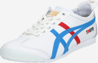 Onitsuka Tiger Sneaker 'Mexico 66' in blau / rot / weiß, Produktansicht