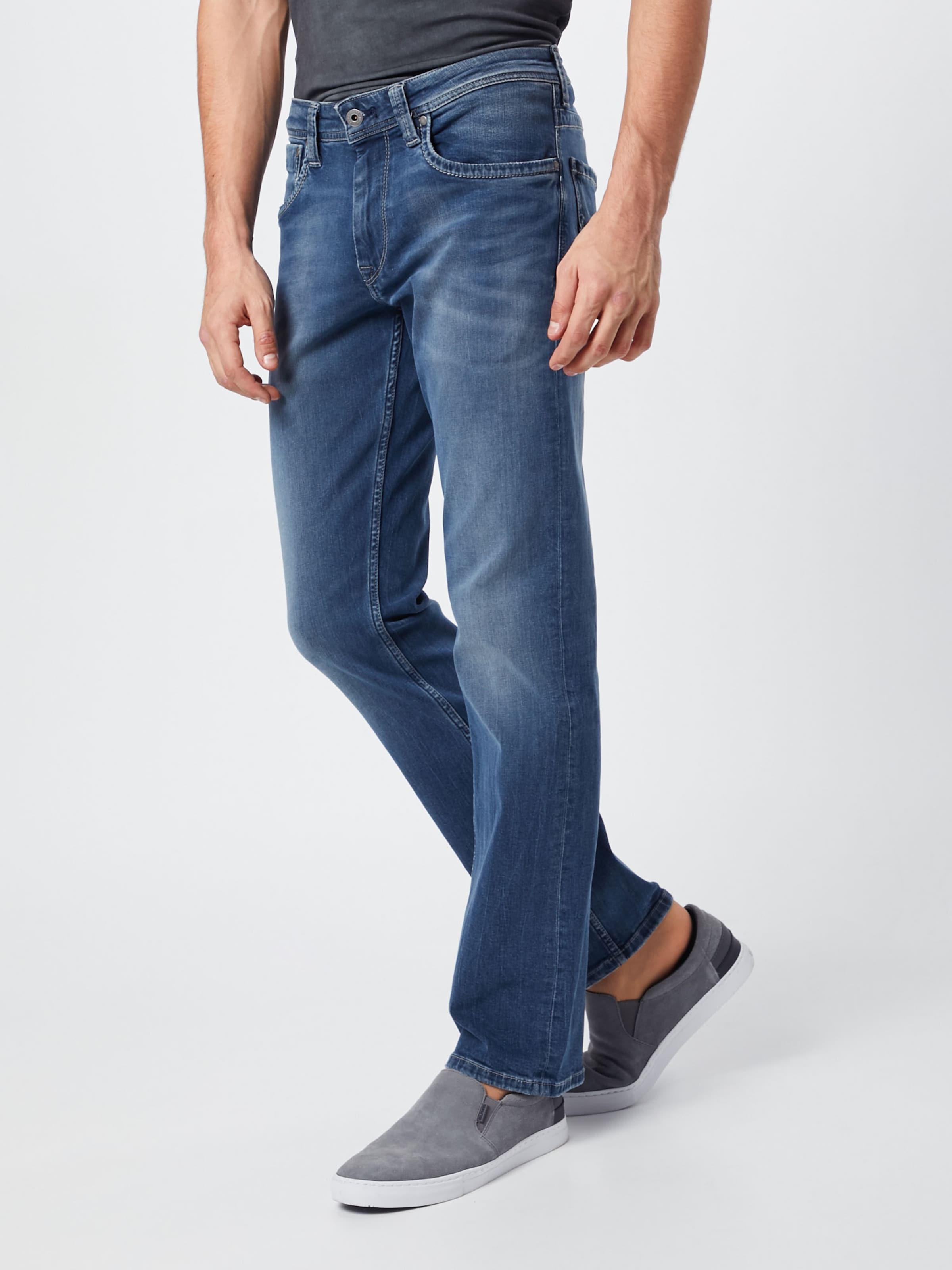 Jeans Jean En Pepe Bleu Denim eCxdBoWr