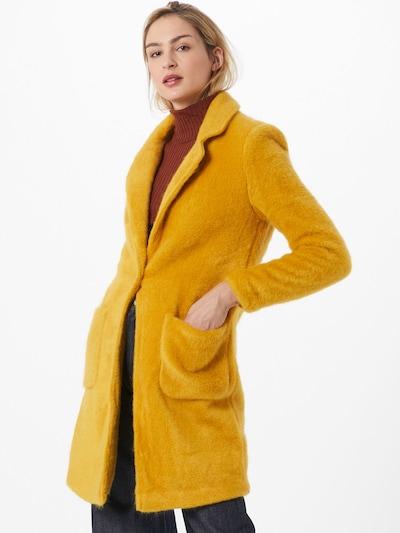 ONLY Přechodný kabát 'Claire' - žlutá, Model/ka