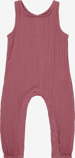 Sense Organics Strampler SILVA , Organic Cotton in rosa, Produktansicht