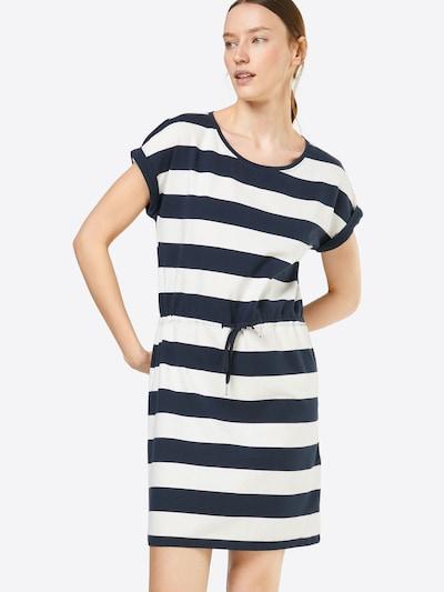 ONLY Kleid 'AMBER' in blau / weiß, Modelansicht