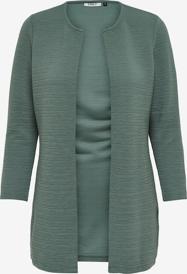 ONLY Knit cardigan 'Leco' in Green, Item view