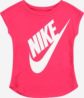 Nike Sportswear Paita ' JUMBO FUTURA TEE' värissä vaaleanpunainen