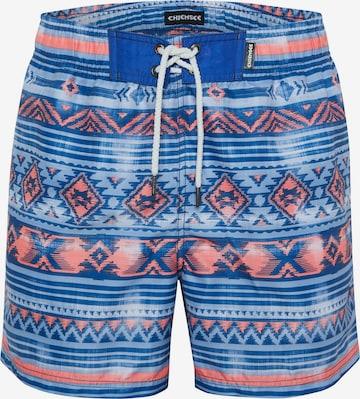 CHIEMSEE Boardshorts i blå
