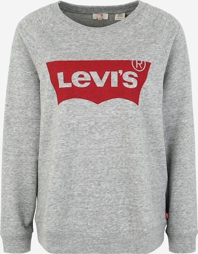 Levi's® Plus Sweatshirt 'RELAXED GRAPHIC' in mottled grey, Item view