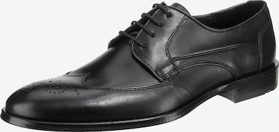 LLOYD Schnürschuhe 'Lasko' in schwarz, Produktansicht