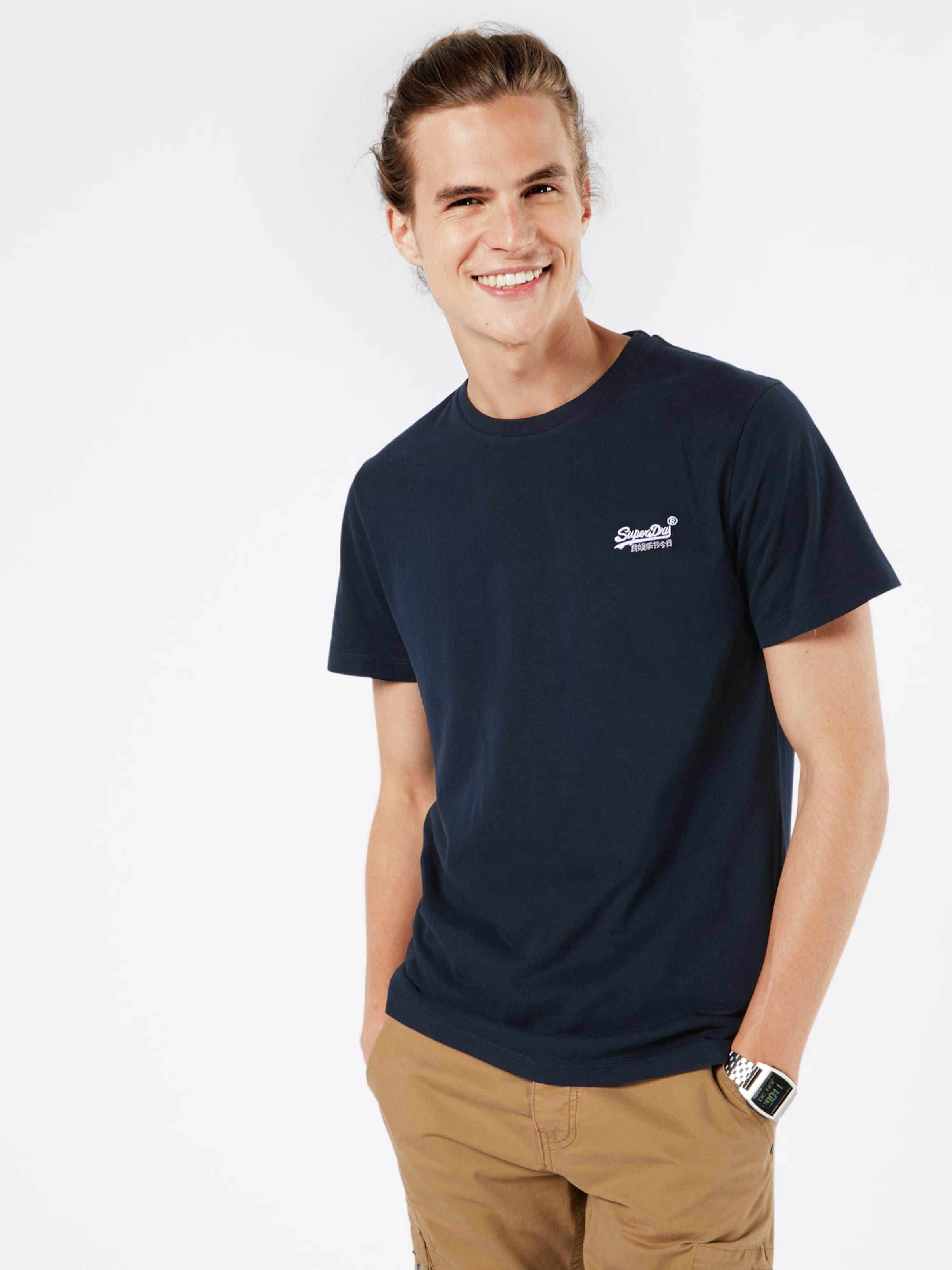 Superdry T-Shirt 'ORANGE LABEL VINTAGE EMB TEE' Kosten Preiswerte Reale Eastbay TV2fPUjtKm