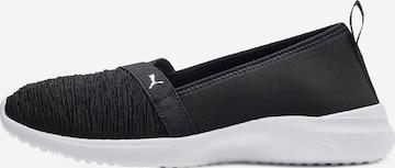 PUMA Slip-Ons 'Adelina' in Black
