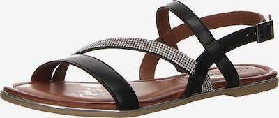 SALAMANDER Sandalen in schwarz, Produktansicht