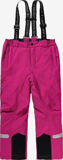 LEGO WEAR Hose in pink / schwarz, Produktansicht