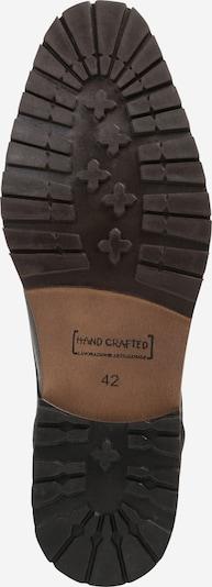Suvarstomieji batai iš BULLBOXER , spalva - juoda: Vaizdas iš apačios