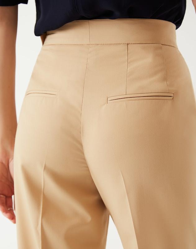 Oak In Ivyamp; Oak In Pantalon Pantalon Camel Ivyamp; Camel 54RL3Aqj