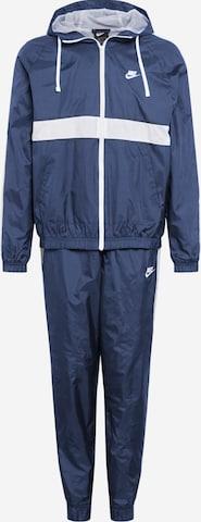 Nike Sportswear Treningsdress 'NSW' i blå