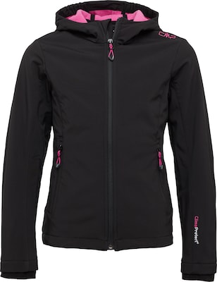CMP Softshelljacke 'GIRL FIX HOOD JACKET'