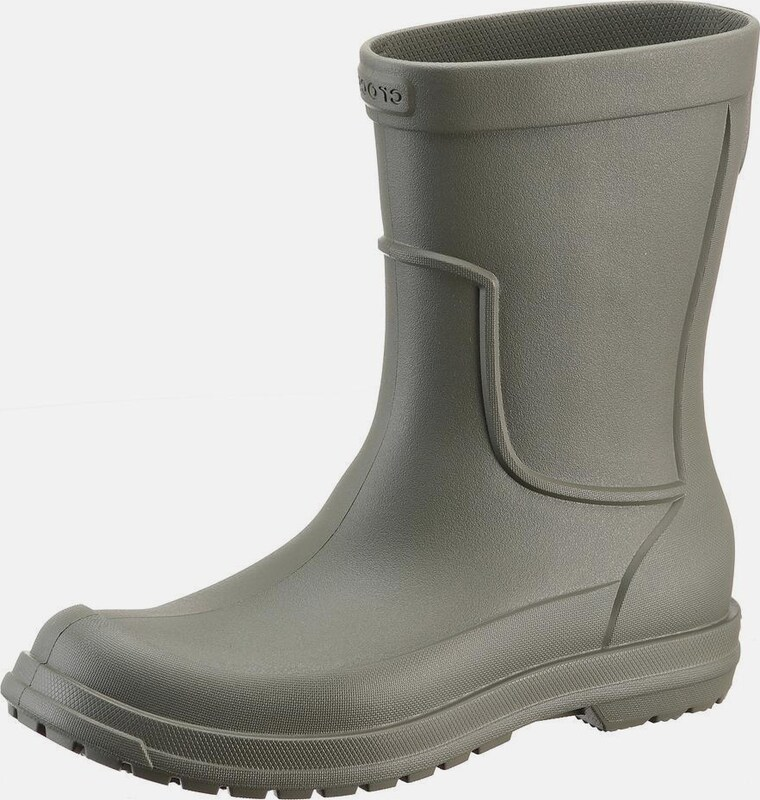 crocs gummistiefel 39 all cast rain boot m 39 in grau about you. Black Bedroom Furniture Sets. Home Design Ideas